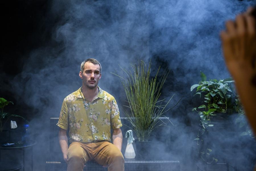 Δημήτρης Τσιγκριμάνης: Το αν η παράσταση αρέσει ή όχι, δεν με αφορά σε μεγάλο βαθμό. Αυτό που με αφορά, είναι να αναγνωρίζεται η δουλειά και η προσπάθεια όλων μας γι' αυτό το storytelling