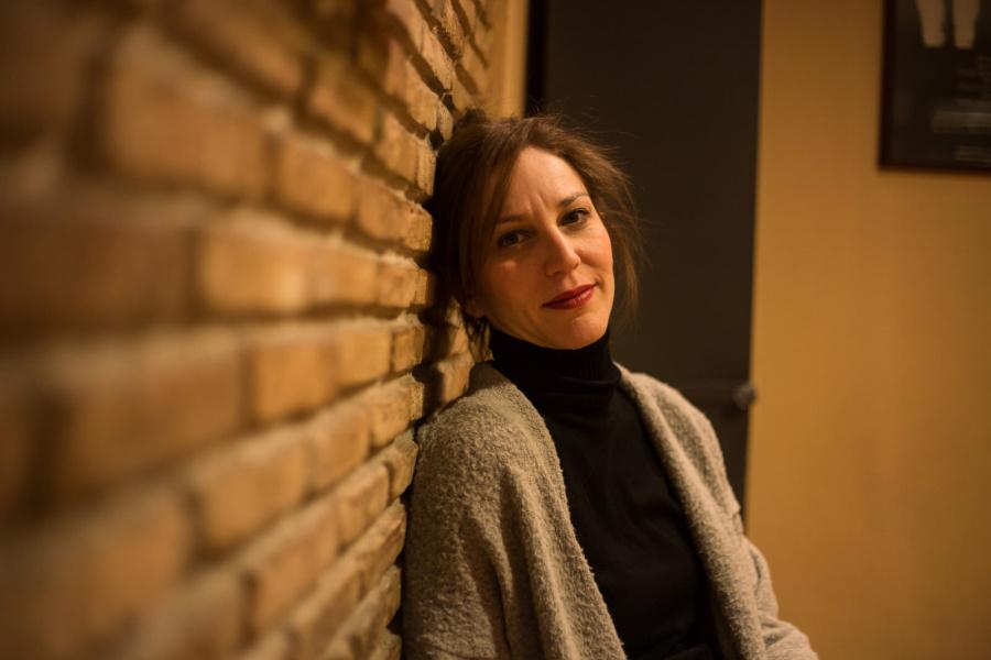 Άννα Καλαϊτζίδου: Μέσα από τα μάτια μπορούμε να δούμε κι  αυτά που δε λέγονται