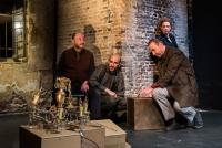 Γιάννης Νικολάου - Βιοτεχνία Υαλικών, 2018 (θέατρο)