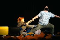 Παναγιώτης Παπαϊωάννου - Η απειλή, 2018 (θέατρο)