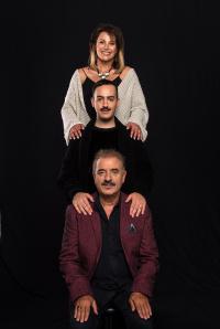 Μιχάλης Μητρούσης - Η σιωπή ΔΕΝ είναι χρυσός, 2018 (θέατρο)