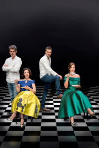 Ιωάννης Παπαζήσης - Το καμ μπάκ, 2017 (θέατρο)
