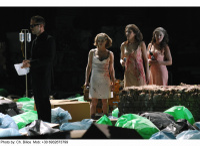 Χρήστος Λούλης - Βάκχες, 2008 (θέατρο)