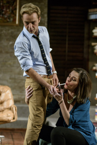 Κωνσταντίνος Μαρκουλάκης - Ποιος φοβάται τη Βιρτζίνια Γουλφ, 2019 (θέατρο)
