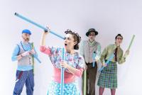 Δανάη Τίκου - Δίπλα Δίπλα, 2019 (θέατρο)