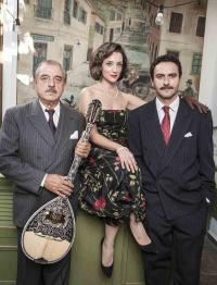 Μιχάλης Μητρούσης - Στέλιος Καζαντζίδης 'Η ζωή του όλη', 2017 (θέατρο)
