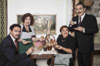 Ελισάβετ Κωνσταντινίδου - Στέλιος Καζαντζίδης 'Η ζωή του όλη', 2017 (θέατρο)
