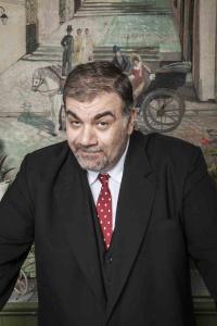 Δημήτρης Σταρόβας - Στέλιος Καζαντζίδης 'Η ζωή του όλη', 2017 (θέατρο)