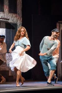 Αγγελική Λάμπρη - Γοργόνες και Μάγκες, 2017 (θέατρο)