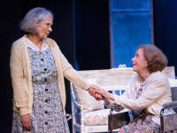 Έρση Μαλικένζου - Οι φάλαινες του Αυγούστου, 2019 (θέατρο)