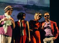 Γιώργος Βάλαρης - Γοργόνες και Μάγκες, 2017 (θέατρο)