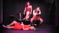 Ζωή Τριανταφυλλίδη - Κορσάζ, 2017 (θέατρο)