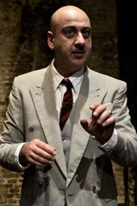 Ντίνος Ποντικόπουλος - Ο Φετιχιστής, 2018 (θέατρο)