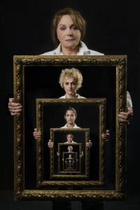 Μαρία Κεχαγιόγλου - Τρεις ψηλές γυναίκες, 2017 (θέατρο)