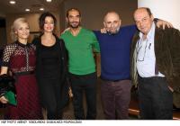 Μανούσος Μανουσάκης - Το ημερολόγιο ενός Τρελού, 2017 (θέατρο)