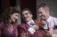 Δημήτρης Τάρλοου - Οι Τρειςευτυχισμένοι, 2017 (θέατρο)