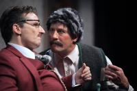 Λαέρτης Μαλκότσης - Οι Τρειςευτυχισμένοι, 2017 (θέατρο)