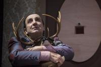 Άγγελος Παπαδημητρίου - Οι Τρειςευτυχισμένοι, 2017 (θέατρο)