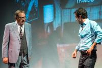 Τάσος Κωστής - Γοργόνες και Μάγκες, 2017 (θέατρο)