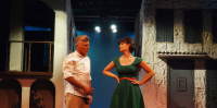 Μαρία Κορινθίου - Γοργόνες και Μάγκες, 2017 (θέατρο)