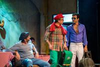 Γιώργος Γαλίτης - Γοργόνες και Μάγκες, 2017 (θέατρο)