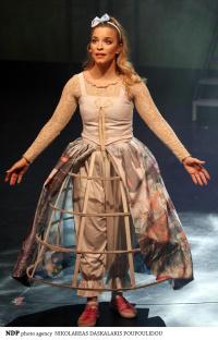 Λητώ Αμπατζή - Η παπλωματού, 2019 (θέατρο)