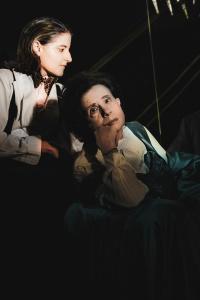 Υβόννη Μαλτέζου - Τρεις αδελφές, 2020 (θέατρο)