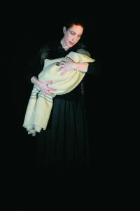 Μαρία Ζαχαρή - Το αμάρτημα της μητρός μου, 2015 (θέατρο)