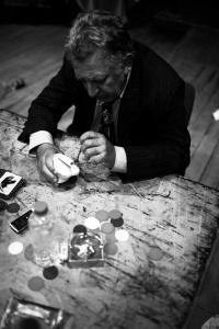 Αλέξανδρος Μυλωνάς - Ο αμερικανικός βούβαλος, 2011 (θέατρο)
