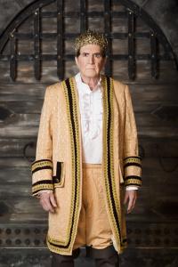 Γιώργος Κωνσταντίνου - Άμλετ ο Β΄, 2016 (θέατρο)
