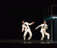 Ορφέας Αυγουστίδης - Άμλετ, 2015 (θέατρο)