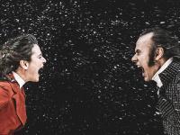 Γιώργος Γλάστρας - Ανεμοδαρμένα Ύψη, 2017 (θέατρο)