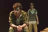 Αριάδνη Καβαλιέρου - Το ασυνόδευτο, 2016 (θέατρο)