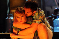 Θεοδώρα Τζήμου - Η αυλή των θαυμάτων, 2011 (θέατρο)