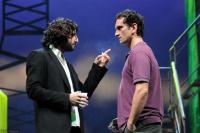 Νίκος Ψαρράς - Η αυλή των θαυμάτων, 2011 (θέατρο)
