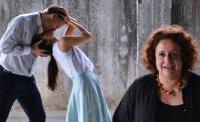 Χριστίνα Μαξούρη - Αβελάρδος και Ελοΐζα, 2014 (θέατρο)