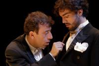 Δημήτρης Κουρούμπαλης - Δάφνης και Χλόη, ταξίδι αναψυχής, 2006 (θέατρο)