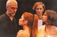 Ρηνιώ Κυριαζή - Δέρμα στις φλόγες, 2015 (θέατρο)