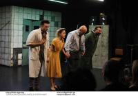 Αντώνης Κρόμπας - Αξύριστα πηγούνια, 2019 (θέατρο)