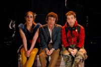 Μανώλης Μαυροματάκης - Διψασμένοι, 2009 (θέατρο)