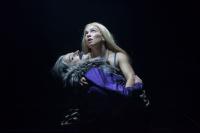Κωνσταντίνος Αβαρικιώτης,                                                                     Ελίνα Ρίζου,                                                                                         Δωδέκατη Νύχτα (2016)                                                             Εθνικό Θέατρο-Κτίριο Τσίλλερ Κεντρική σκηνή