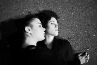 Ιφιγένεια Καραμήτρου - Πώς να γίνεις αμύγδαλο, 2017 (θέατρο)