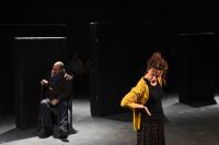 Πέγκυ Τρικαλιώτη - Η δύναμη του σκότους, 2017 (θέατρο)