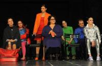 Κόρα Καρβούνη - Ο εφιάλτης της ευτυχίας, 2009 (θέατρο)