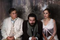 Τάσος Ιορδανίδης - Έγκλημα και Τιμωρία, 2015 (θέατρο)