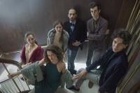 Μάνος Βαβαδάκης - Έξυπνο πουλί, 2017 (θέατρο)