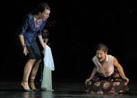 Θέμις Μπαζάκα - Εμίλια Γκαλότι, 2010 (θέατρο)