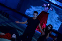 Νίκος Χρηστίδης - Ενώ το πλοίο ταξιδεύει, 2015 (θέατρο)