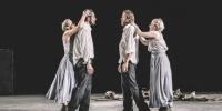 Ιώβη Φραγκάτου - Επτά επί Θήβας, 2016 (θέατρο)