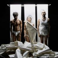 Τάσος Καραχάλιος - Evil unicorns*, 2020 (θέατρο)